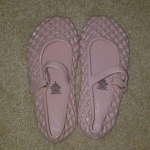 girls old navy jellies *never worn*